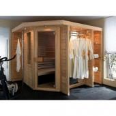 Saune in legno massello