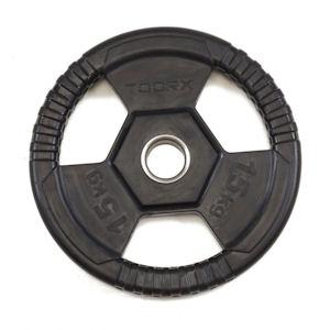 Dischi ghisa gommata 50 mm