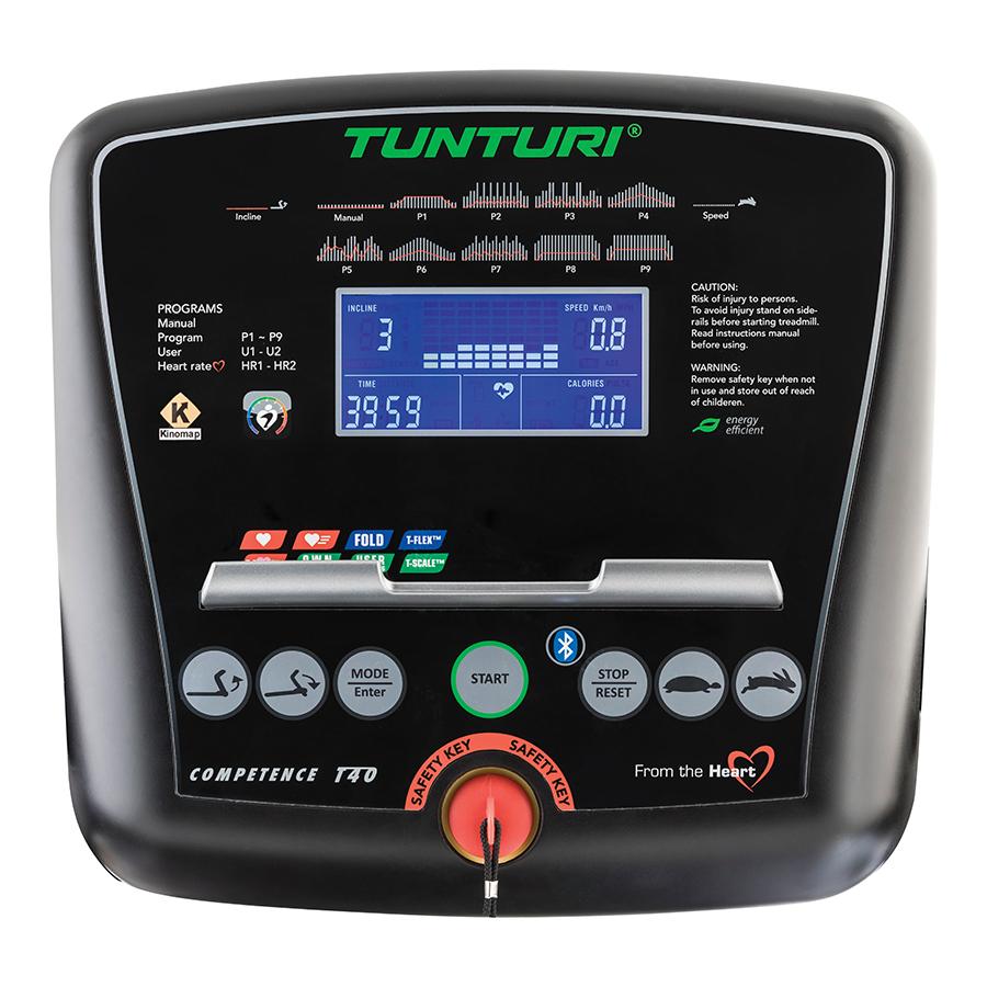 t40 console